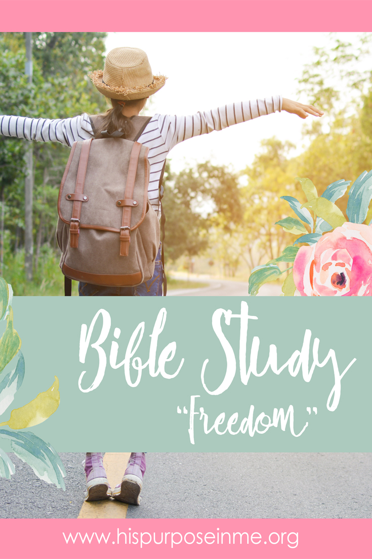 Bible Study Freedom Post