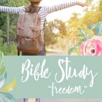 "Bible Study ""Freedom"""