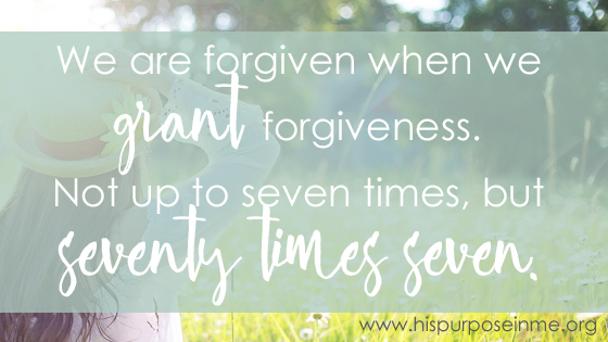 How forgiveness will make you feel free 2