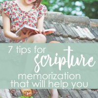 7 tips for scripture memorization that will help you - Week 2