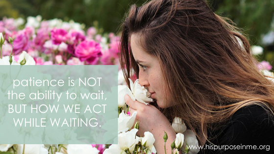 How to wait in the Lord and His promises 2
