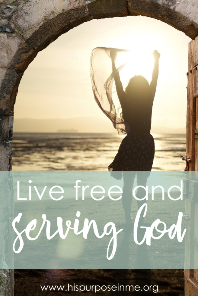 Live Free and Serving God
