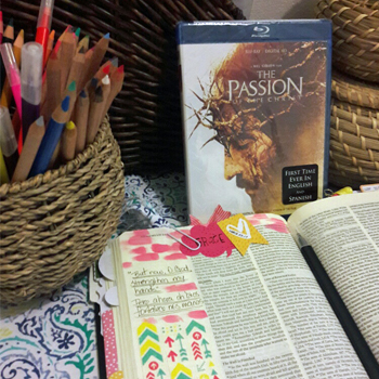The Passion of the Christ Giveaway