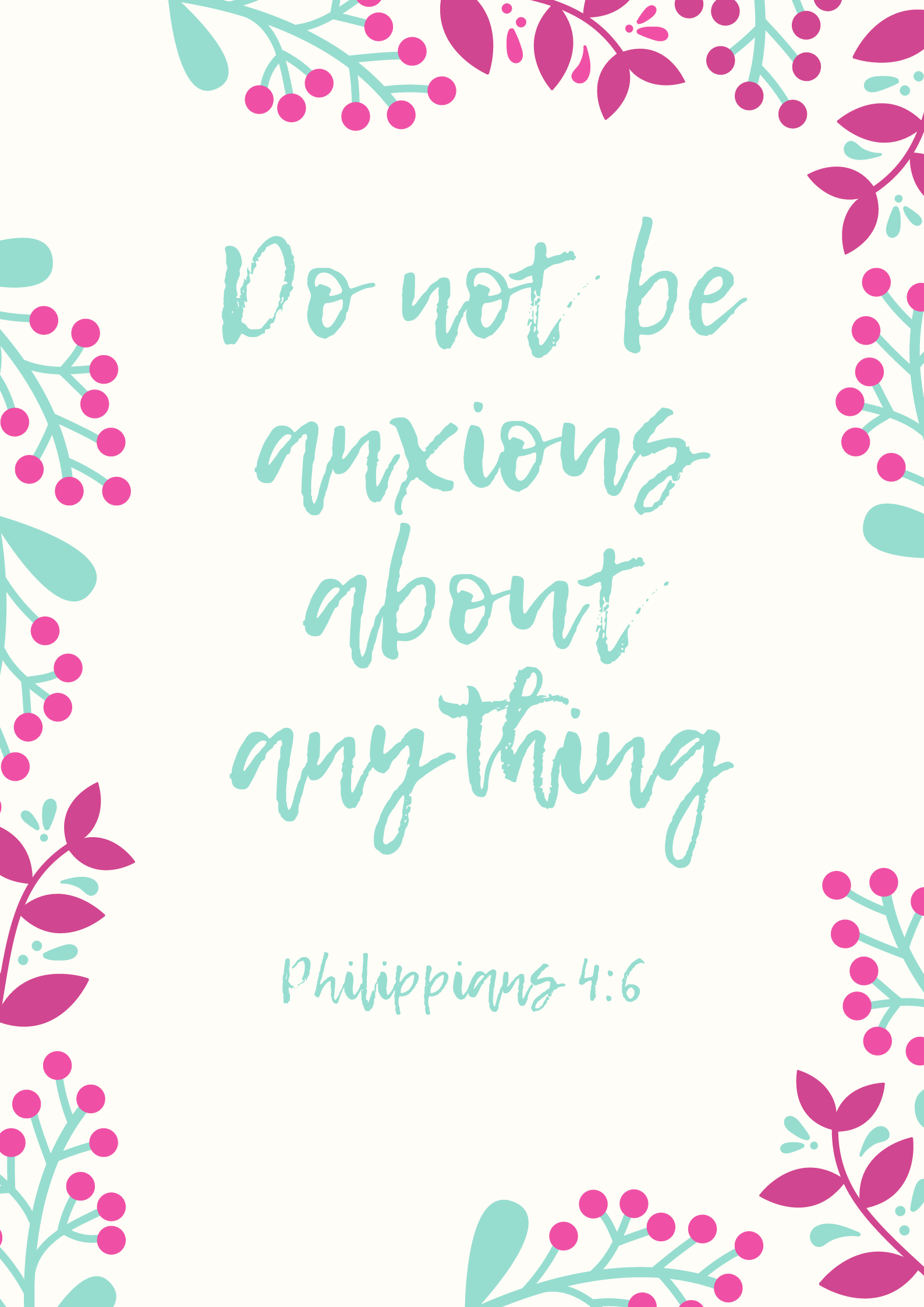 Anxiety is a feeling and it's very common in our nature. However, anxiety can be dangerous if it's not treated correctly. There are many options in the world like psychologist or psychiatrists many people look for help. Looking for help is the right thing to do, but we must seek guidance and help in the word of God. In the bible and in our relationship with God we can find the solution to this problem. Let's learn a little about how to replace anxiety with peace.