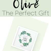 Artsy Olive Prints - The perfect gift!