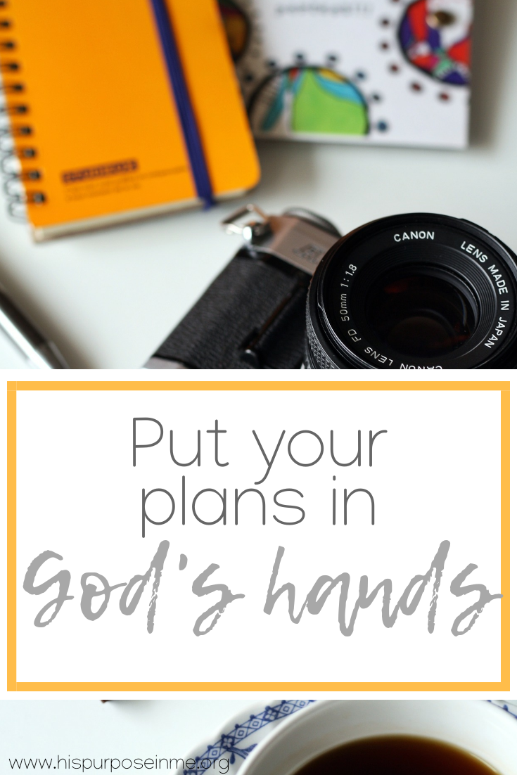 Most of us tend to make plans in the beginning of the year, and that is good. But some people just let God out of their plans. We start planning every month, expectantly waiting that every goal could be achieved as planned. Our God is one of planning and He makes the bests plans. Why not take the first step this of putting all of our planning in God's hands instead? We are starting the year and we still have time to do it.