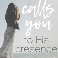 When God calls you to His presence