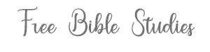 FreeBibleStudies