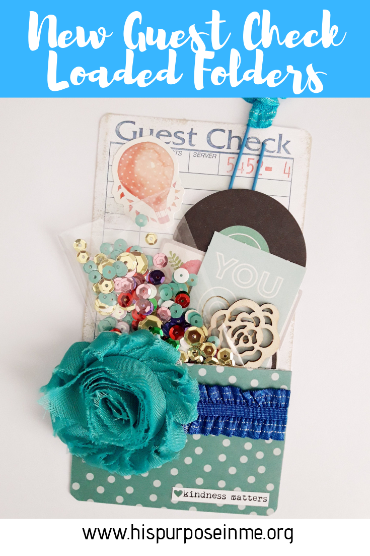 Today,  I want to introduce a new project and product I am working.  It's about using those lovely guest check tickets for different crafts projects.  I created a new product for my shop at Etsy that you can use it for bible journaling, junk journals, snail mail, scrapbook and much more!