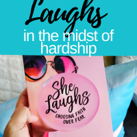 How to be a woman who laughs in the midst of hardship